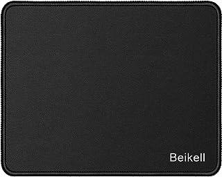 Tappetino Mouse, Beikell Tappetino per Mouse da Gioco Impermeabile con Bordi Cuciti per Giochi e Ufficio - Base in Gomma A...