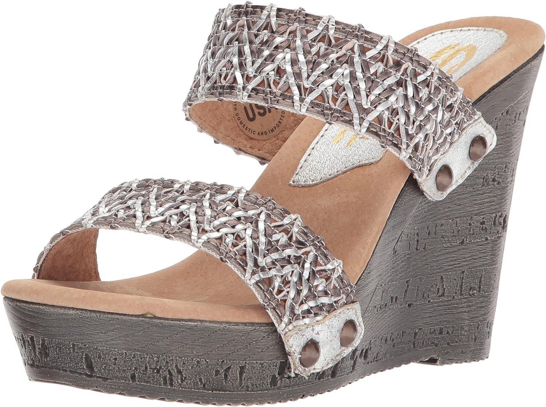 Sbicca Womens Dottie Wedge Sandal