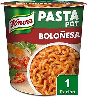 comprar comparacion Knorr - Pasta Pot Boloñesa sin Colorantes, 68 g