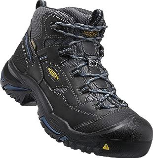 Men's Braddock Mid (Soft Toe) Waterproof Work Boot