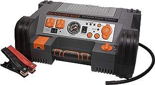 Cargador de batería y Mantenedor 5, Black & Decker Amp, a prueba de agua., Negro