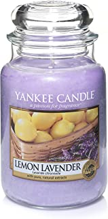 Yankee Candle Large Jar Candle Lemon Lavender