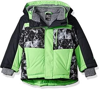 ZeroXposur Boys' Toddler Dino Heavyweight Jacket