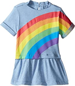 Stella McCartney Kids - Jess Rainbow Dress (Infant)