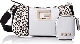 Guess Womens Handbag, Leopard Multi - LD669120