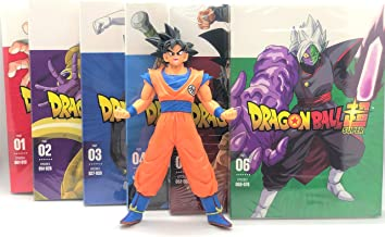 Dragon Ball Z Super: Complete Series Part 1-6 DVD Set Bonus Figure-Rise Standard Son Goku Dragon Ball Z Toy