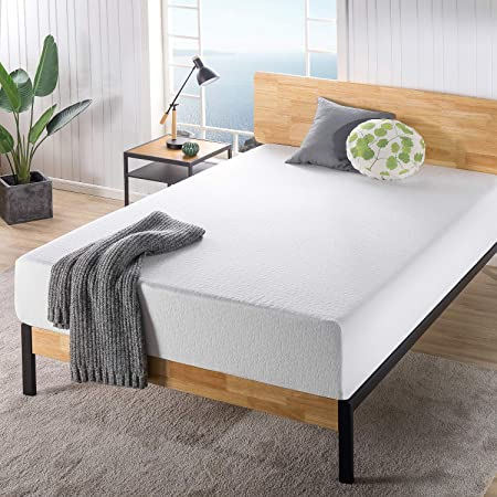 Zinus 12 Inch Ultima Memory Foam Mattress / Pressure Relieving / CertiPUR-US Certified / Bed-in-a-Box, King