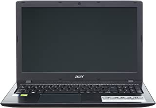 Acer E5-576G-50Gl 15.6 inç Dizüstü Bilgisayar Intel Core i5 8 GB 1000 GB NVIDIA GeForce Windows 10 Home, Siyah