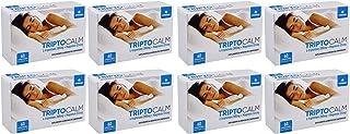 Kit 8 Triptocalm - Precursor da Melatonina e da Serotonina