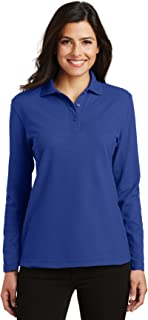 long sleeve golf shirts womens