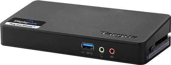 Targus Universal USB 3.0 SV Docking Station (ACP076US)