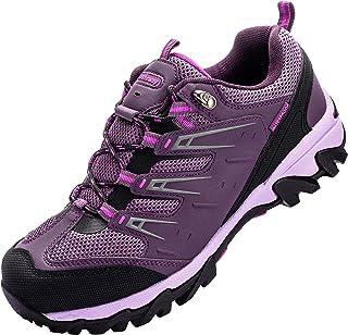 Ansbowey Hiking Shoes Men's Waterproof Low Top Lightweight Breathable Non-Slip Trekking Trail Outdoor Sport Sneakers for U...