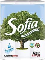 Sofia 3 Katlı Kağıt Havlu 12'Li, 1 Paket (1 X 12 Adet)
