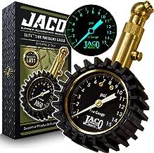 JACO BikePro Presta Tire Pressure Gauge 60 PSI