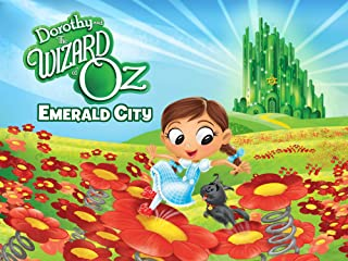 Dorothy and the Wizard of Oz: Emerald City: Season 1 Volume 2