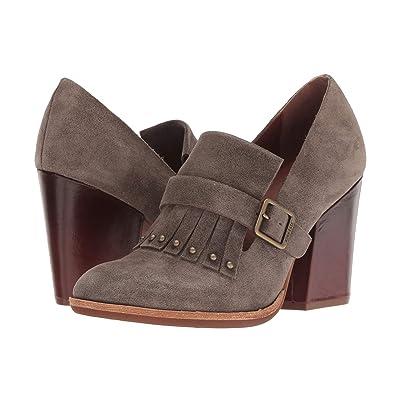 Kork-Ease Prim (Grey Suede) High Heels