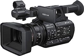 Sony 4K 3-CMOS 1/3-type Sensor XDCAM Professional Camcorder, Black (PXWZ190)