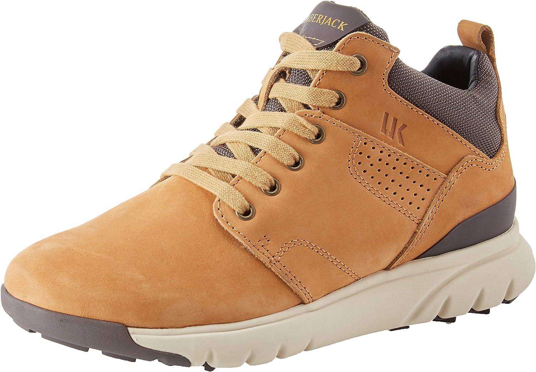 Lumberjack  Men's Frey Chukka Boots