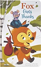 Fox Gives Thanks - a Thanksgiving Board Book - PI Kids