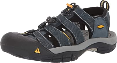 Keen Men's Newport H2 Sandal,Navy/Medium Grey,15 M US