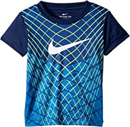 Nike Kids - Flyknit Inspired Dri-Fit Tee (Toddler)