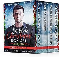 Love At Christmas Box Set: Books 1 - 4