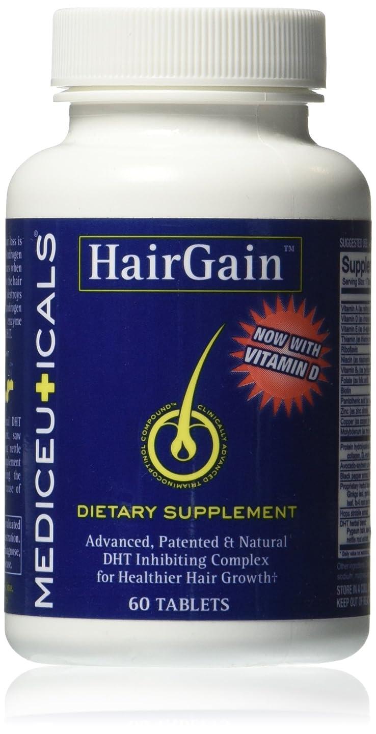 解体するまぶしさ除去Therapro MEDIceuticals 男性&女性のためのTherapro Mediceuticals髪のゲイン?サプリメント - 60錠