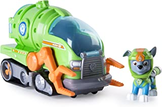 Paw Patrol – Rocky's Transforming Sea Patrol Vehicle