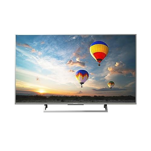 Sony KD-43XE8077 108 cm (43 Zoll) Fernseher (4K Ultra HD, 4K High Dynamic Range, HD Triple Tuner, Android-TV, X-Reality PRO, Triluminos Display, USB Aufnahmefunktion)