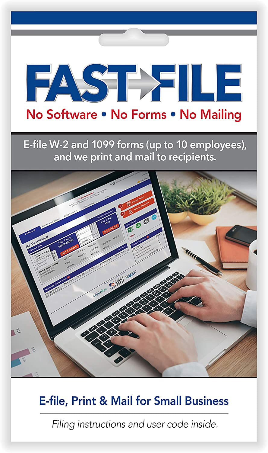 ComplyRight Fast File 25% OFF Card Brand Cheap Sale Venue 10 Mail E-File Print Filings