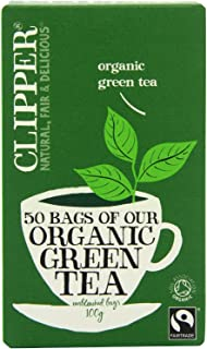 Clipper Teas - Green Tea - Organic Green Tea - 100g