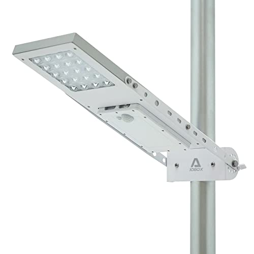 ALPHA 1080X Street Light, 3-Mode Setting, Lithium Battery, Adjustable Mounting Bracket