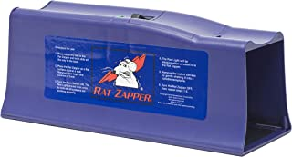 Agri Zap FBA_RZC001-4 Zapper RZC001-4 Classic Rat Trap-1 Pack, Purple
