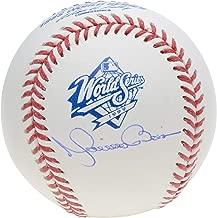 Mariano Rivera New York Yankees Autographed 1999 World Series Logo Baseball - Fanatics Authentic Certified
