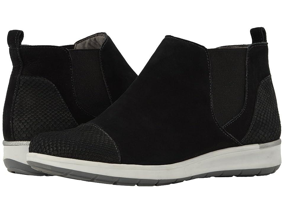 Walking Cradles Osmond (Black Leather) Women