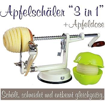 Westmark éplucheur de pommes pomme rêve table hypnotise pomme neuf emballage d/'origine