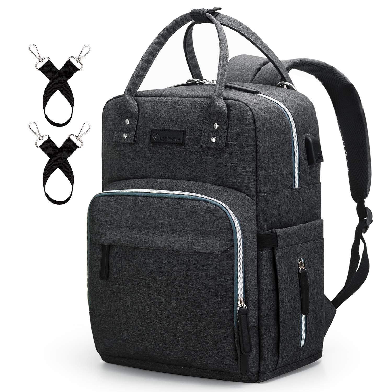Backpack Upsimples Multi Function Maternity Charging
