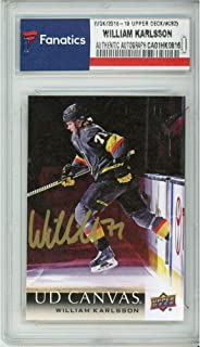 Best ud canvas hockey cards Reviews