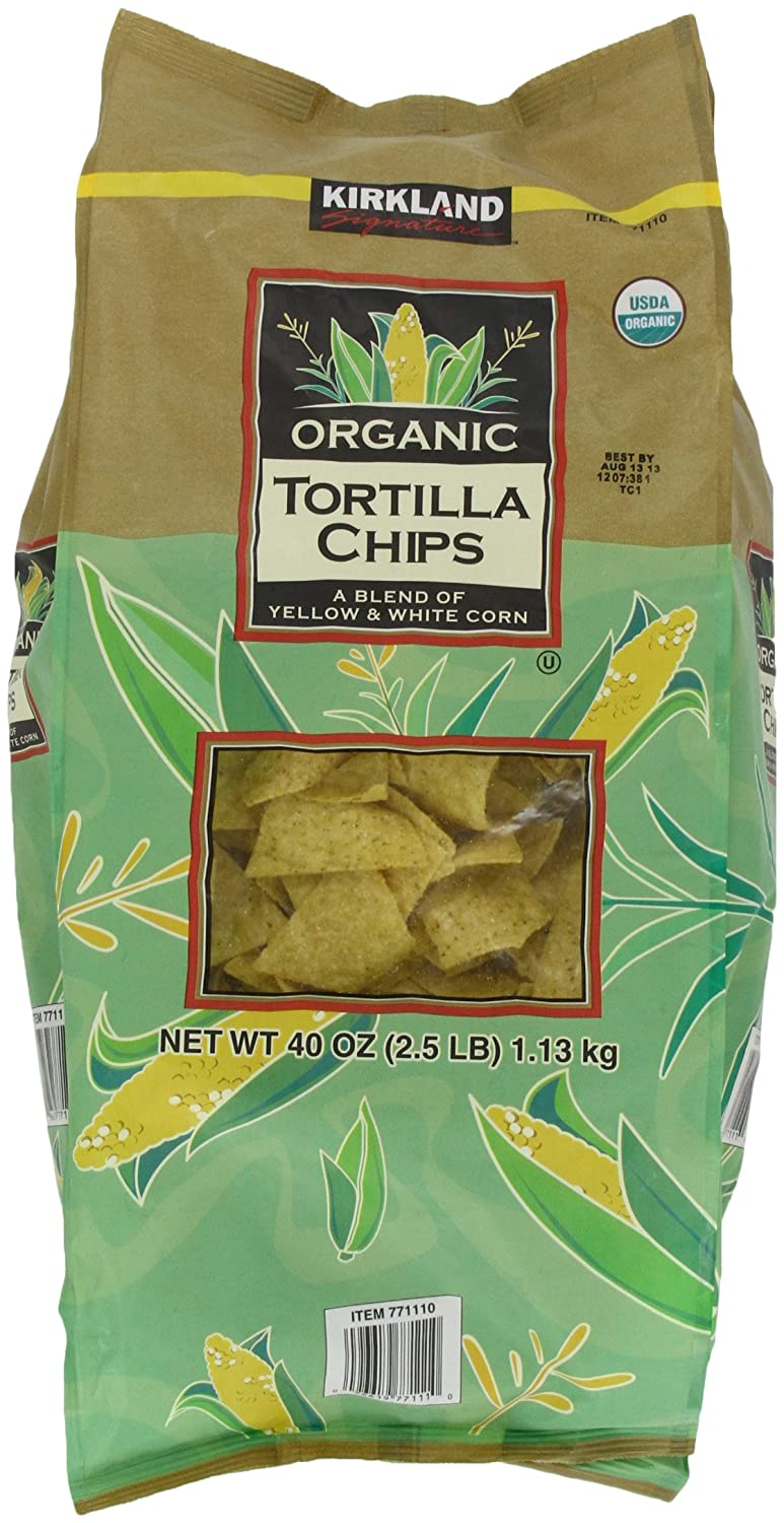 Kirkland Signature Organic Tortilla 40 Outlet ☆ Free Shipping Ounce Fees free Chips