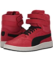 PUMA - Sky II Hi Color Blocked Leather