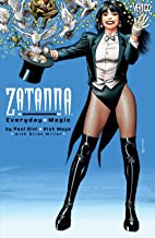 Zatanna: Everyday Magic (2003) #0