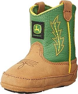 John Deere 186 Western Boot (Infant Toddler) da988c6857124
