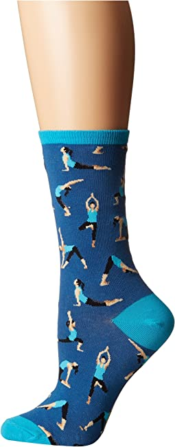Socksmith Yoga People