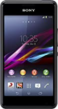 """Sony Xperia E1 D2004 Unlocked GSM 4"""" Android Dual-Core Smartphone - Black (International Version)"""