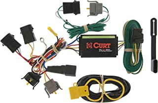 CURT 55366 Vehicle-Side Custom 4-Pin Trailer Wiring Harness for Select Ford Windstar