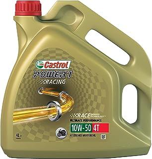 Castrol Power 1 Racing Aceite de Motores 10W-50 4T 4L