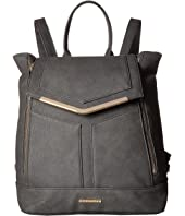 Rampage - Metal Edge Flap Backpack