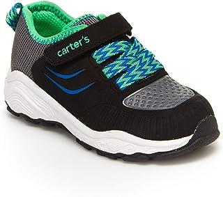 Carter's Kids' Ready Hook and Loop Slip on Athletic Shoe Sneaker