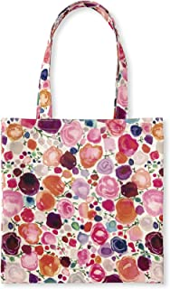 Canvas Tote Bag with Interior Pocket