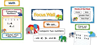 Parade of Elephants Focus Wall Bulletin Board Set